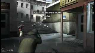 SOCOM: U.S. Navy SEALs Fireteam Bravo 3 Walkthrough Part 1