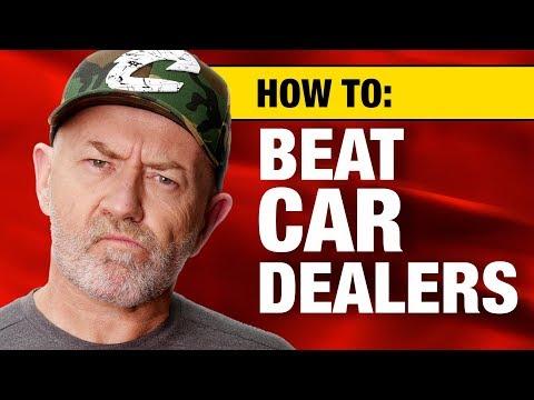 Top 20 Ways to Beat a Car Dealer Auto Expert John Cadogan Australia