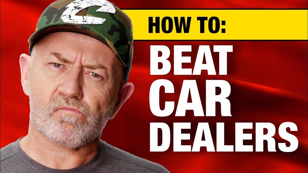 Top 20 Ways to Beat a Car Dealer | Auto Expert John Cadogan | Australia - YouTube