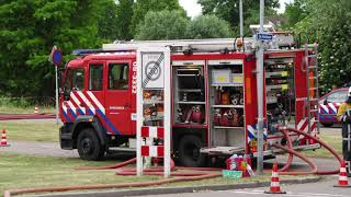 Oud Wijchen 13 | Brand Mr Van Thiel sporthal