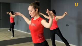 Заряд бодрости #63. Пор де бра - фитнес-класс с элементами хореографии