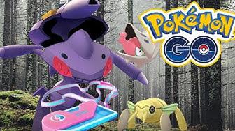 Event: das Genesect Abenteuer mit Ticket - Pokémon GO deutsch