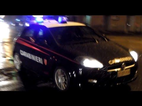 sirena carabinieri da