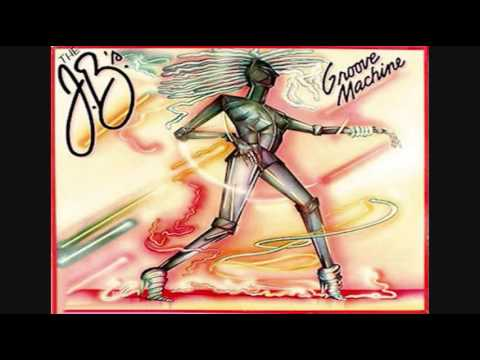 The J B 's  ‎– Groove Machine LP 1979
