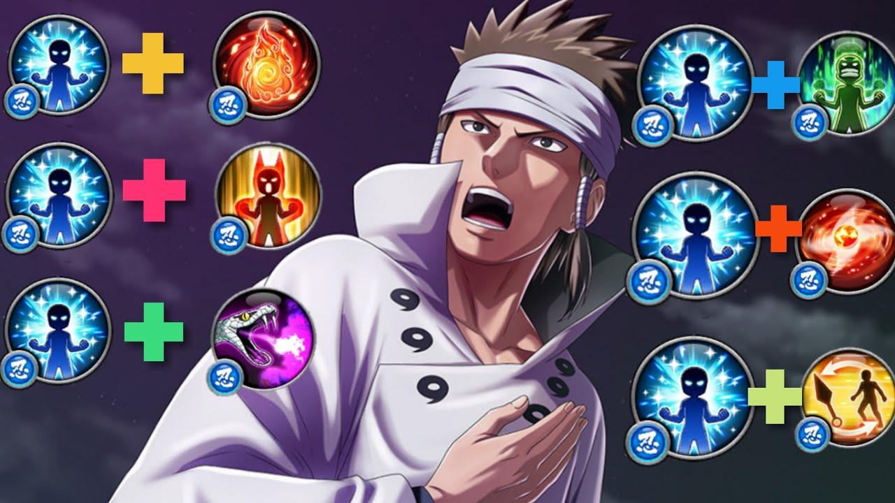 Download NxB NV Ashura's Healing + Different Skill, Iframe = What Happen ? ¶ Naruto x Boruto Ninja Voltage ¶