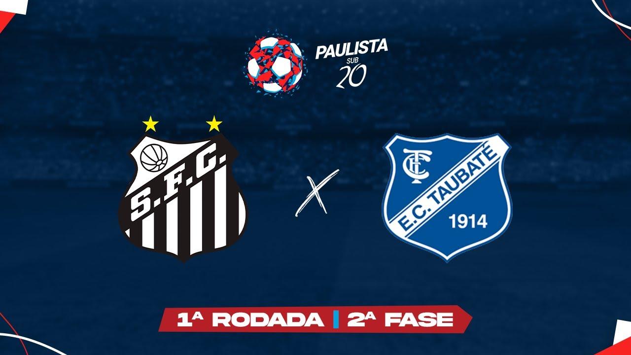Download Santos x Taubaté- Paulista Sub-20 2021