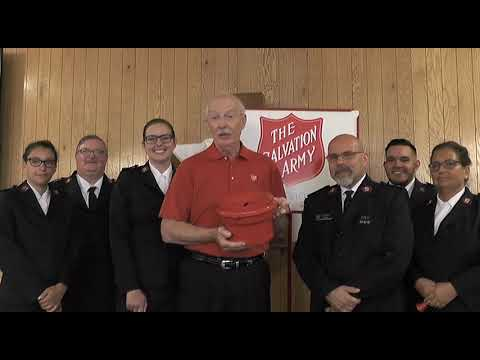 Mike McConnell - 2018 #LoveYourNeighbor Volunteer Campaign