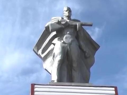 9 мая в селе Большая Черниговка