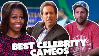 The Best Celebrity Cameos | The Office, Parks & Recreation and More | Comedy Bites