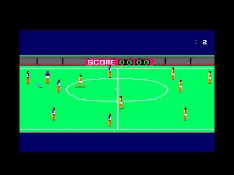 GLEN HODDLE SOCCER with SSA-1 Speech Synthesiser