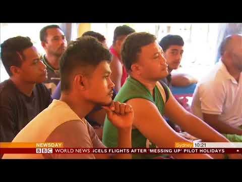 BBC World News 18-09-2017 Manumea