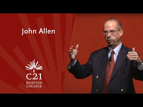 John Allen - Final Thoughts on Pope Francis