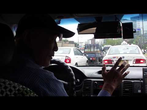 Awesome Cab Driver in Seoul
