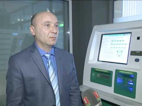 Как обменять валюту через валютно-обменный терминал Беларусбанка?
