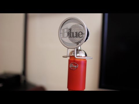Blue Spark Microphone Review!
