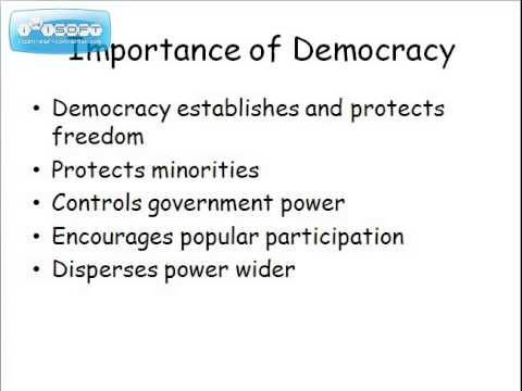 defining politics and democracy essay