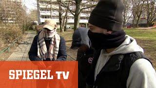 Sozialer Brennpunkt Frankfurter Berg: Unterwegs mit Dealern und Crack-Köchen