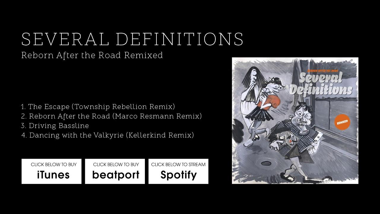 Download Several Definitions - Dancing With the Valkyrie (Kellerkind Remix) [Stil vor Talent]