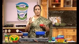 Preparation Of Mutter Paner & Peas Paratha