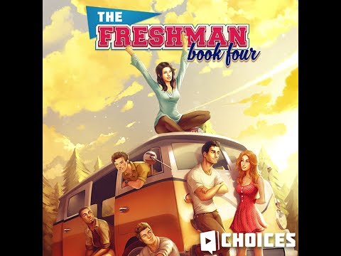 Choices: Stories You Play - The Freshman Book 4 Chapter 8