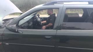 Видео-тест автомобиля Opel Vectra