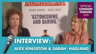 Interview with the cast of Admissions