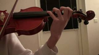 """EPIC """"Pirates of the Caribbean"""" cover with violin!"""