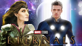 Marvel studios eternals are making their way to the mcu very soon in phase 4 and today we have a major plot leak for movie. this ...