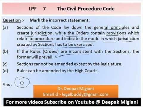 civil procedure code in gujarati pdf free download