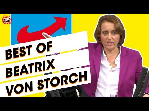 Best Of Beatrix Von Storch (AfD): Islam, Feminismus Und Die CDU