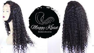 MK Supreme Lace Wigs - Perruque Iris
