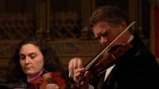 j s bach concerto for 2 violins strings continuo in d minor bwv 1043 vivace
