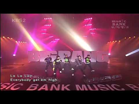 Big Bang - Debut stage (10.01.2006)
