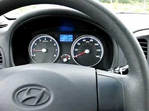 2011 Hyundai Accent Tour Overview