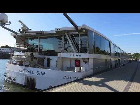 Emerald Waterways' Emerald Sky & Emerald Sun Europe River Cruise Ships