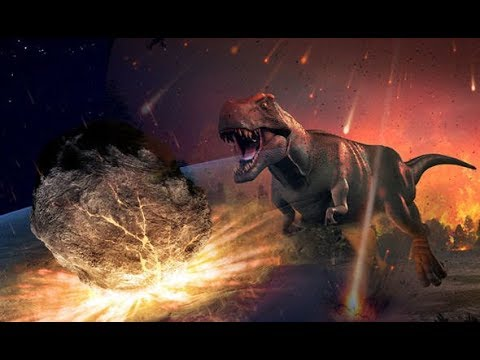 Dinosaurs could have AVOIDED extinction if the asteroid hit 'anywhere else' claims experts