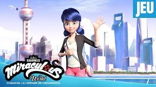 Miraculous World : Shanghai, la légende de Ladydragon : Le jeu interactif