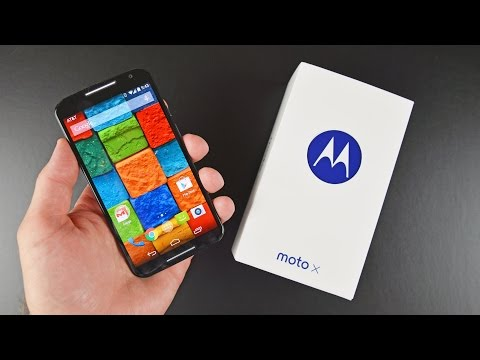 Motorola Moto X (2nd Gen): Unboxing & Review