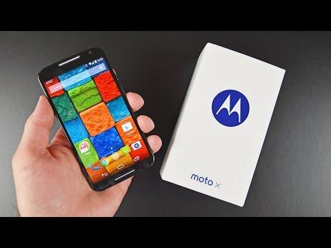 Motorola Moto X (2nd Gen): Unboxing & Review