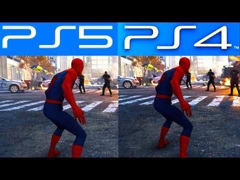 PS5 vs PS4: Speed Test & Performance Comparison (PlayStation 5) from YouTube · Duration:  11 minutes 26 seconds