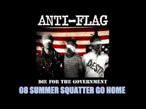 Anti-Flag - Die for the Government 1996 (Full Album)