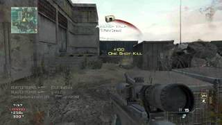 BEASTLY THUMBS - MW3 Game Clip