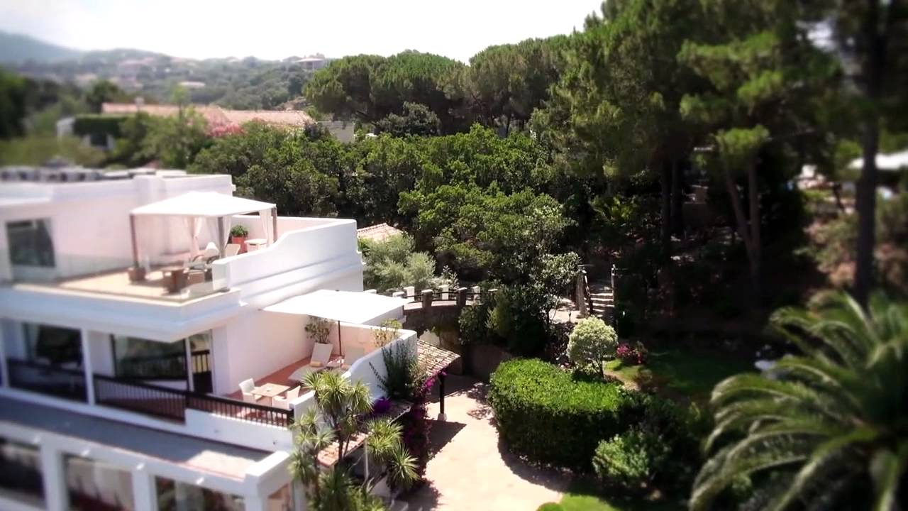 le miramar boutique hotel corsica france youtube