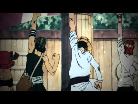 One Piece AMV - Young {Hollywood Undead}