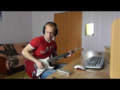 видео: Ламповый гитарный усилитель на ГУ - 50