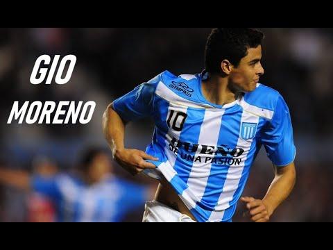 Gio Moreno, magia en Avellaneda..