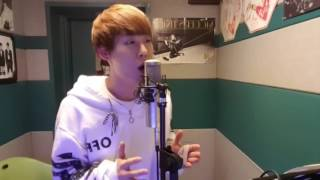 Park woo dam (produce 101 season 2) - spring day bts cover