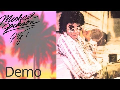 Michael Jackson  PYT Pretty Young Thing  Demo  MoonwalkJackson