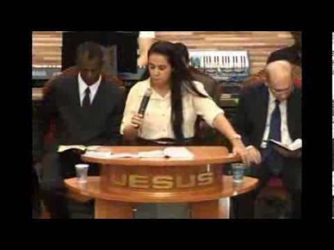 Irmã Camila, uma Pregação para não esquecer!!!!!!