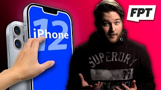 iPhone 12 - First HANDS ON look!
